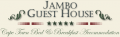 Jambo | Bed & Breakfast in Cape Town